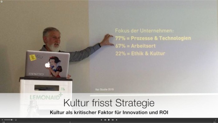 Kultur vor Strategie