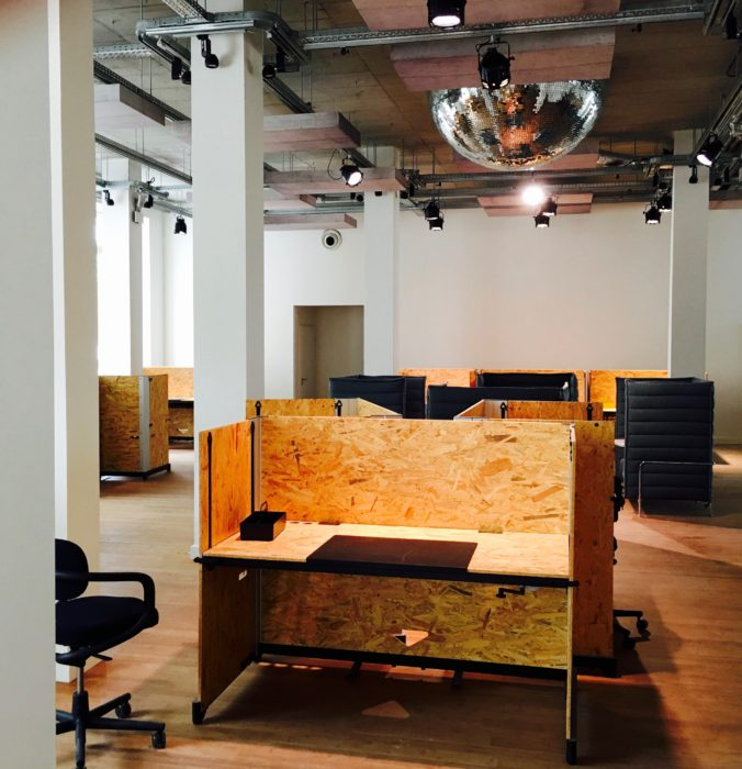 CoWorkSpace im Apartimentum | noch etwas beta ,-)