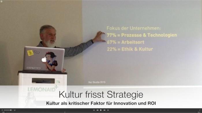 Kultur vor Strategie